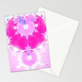 When My Baby Kisses Me Stationery Cards