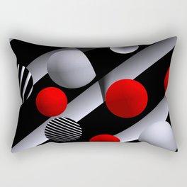 opart balls -3- Rectangular Pillow