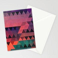 tryy cyty Stationery Cards