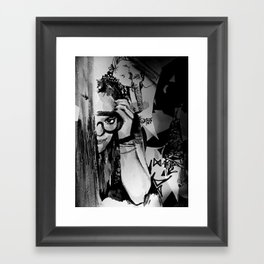 Elephante Framed Art Print