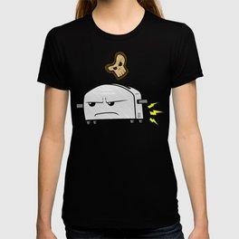 Shifty Toaster & Skull Toast T-shirt