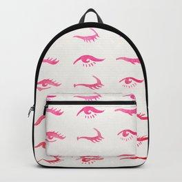 Mascara Envy – Pink Ombré Palette Backpack
