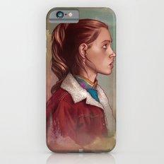NANCY WHEELER iPhone 6s Slim Case