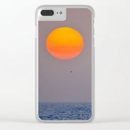 Senegal, West Africa Clear iPhone Case