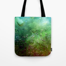 """""""The Enchanted Forest"""" (Fairyland) Tote Bag"""
