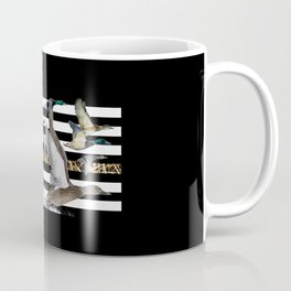 Ducks Flying (Camouflage) Coffee Mug