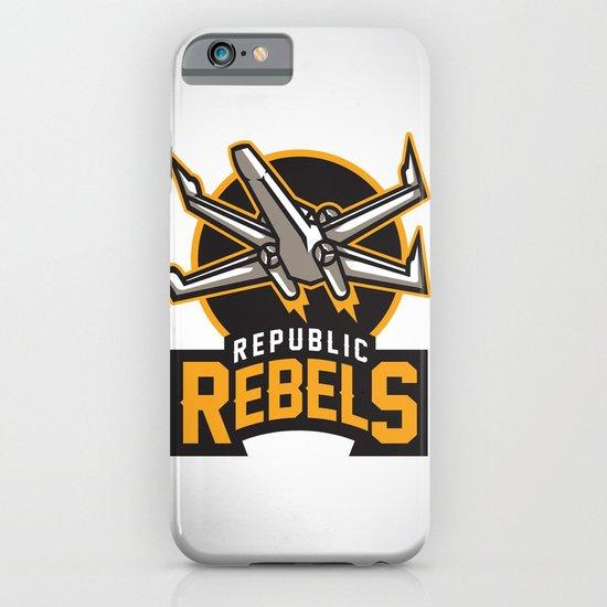 Republic Rebels iPhone & iPod Case