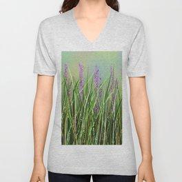 Lavenders Unisex V-Neck