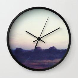 Landscape 01 Wall Clock