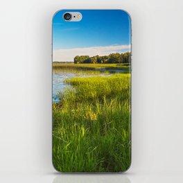 Isle La Motte iPhone Skin