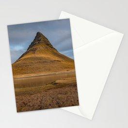 Kirkjufell, Snaefellsnes, Iceland Stationery Cards