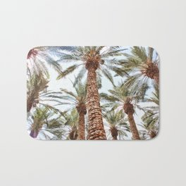 Palms for days Bath Mat