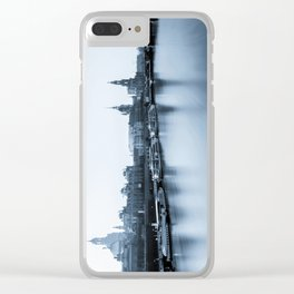 Memories in Dresden Germany Clear iPhone Case