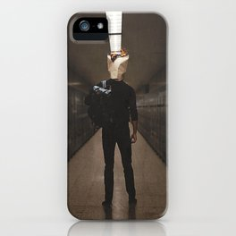 Blazing Memories  iPhone Case