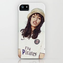 Fly Pirates iPhone Case