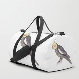 Cockatiel Duffle Bag