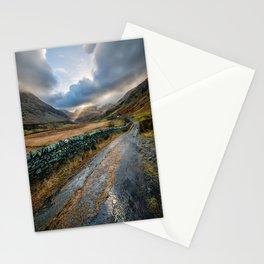 Valley Sunlight Stationery Cards