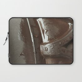 Clips. Fashion Textures Laptop Sleeve