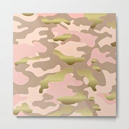 military brat Metal Print