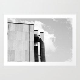 Architecture (I) Art Print
