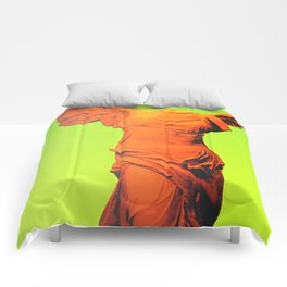 Victory… She Trippin' Comforters