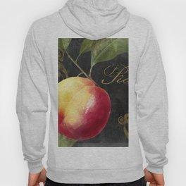 Melange Peach Hoody
