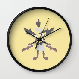 Dr Neo Cortex Wall Clock