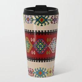 Kilim pattern #022 Travel Mug