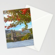 Fall at Wheeling Heritage Port Stationery Cards