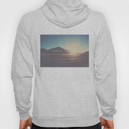 adventure awaits you ... Hoody