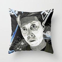 François Chau - The Expanse Throw Pillow