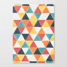 Trivertex Canvas Print
