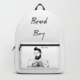 Beard Boy: Gian Backpack