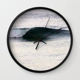 Early Morning Peeler Wall Clock