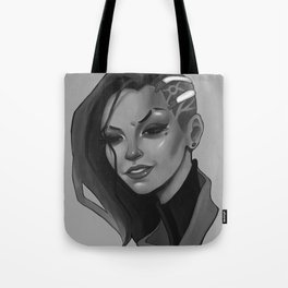 Hacked Tote Bag