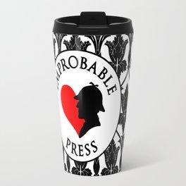 Improbable Press Travel Mug