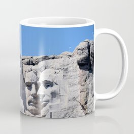 Mount Rushmore Coffee Mug