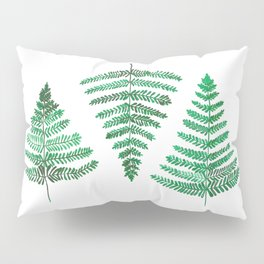 Fiordland Forest Ferns Pillow Sham