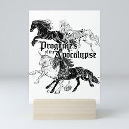Cavaliers de l'Apocalypse Mini Art Print