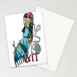 Knit Wit Stationery Cards