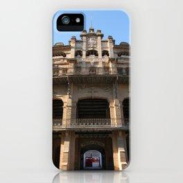 Plaza de toros - Matteomike iPhone Case