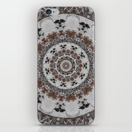 Stone Ridge Kaleidoscope iPhone Skin
