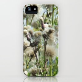 Swedish Spring Bloom iPhone Case