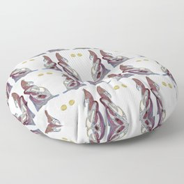 Priest Floor Pillow