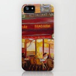 Paris Night iPhone Case