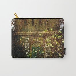 Nature finds the way inside... Carry-All Pouch