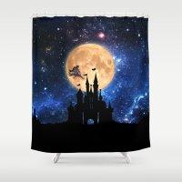 marauders Shower Curtains featuring ARABIAN NIGHT by alexa