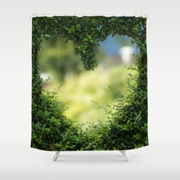 Greenpeace Shower Curtain
