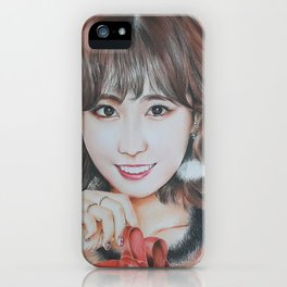 Kpop Twice Momo iPhone Case