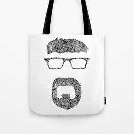 Lookalike Walther White Tote Bag